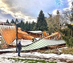 Ice, snow also collapse both gyms at Reed College
