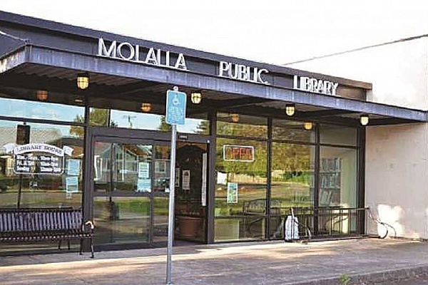 Molalla Public Library open for in-person services