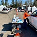 Clackamas County Fairgrounds hosts drive-thru…