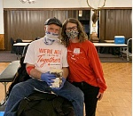 Blood donation brings father and daughter together