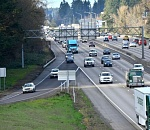 Interstate 5 lanes to close during repaving at Wilsonville