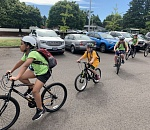 Summer bike camps are back at WashCo Bikes