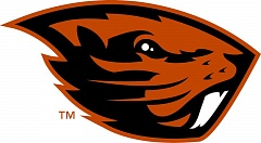 OREGON STATE LEADS FROM START TO FINISH