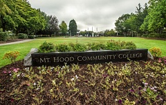 FILE PHOTO - Mt. Hood Community College