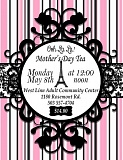 SUBMITTED PHOTO  - The annual Mothers Day Tea hosted by the City of West Linn at the West Linn Adult Community Center takes on a French spin this year. Get tickets now for this popular event.
