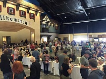 SUBMITTED PHOTOS  - Attend the second-annual Taste.Learn.Celebrate. grand wine tasting event hosted by Cascade Foothills Winegrowers on May 6. The event features the wines made in the Willamette Valleys cooler east side.