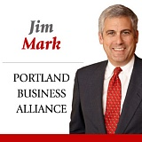PAMPLIN MEDIA GROUP - Jim Mark, head of the Portland Business Alliance