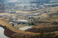 OUTLOOK PHOTO: JOSH KULLA - A bill that would decouple the Troutdale Airport from the Port of Portland has permanently stalled as Troutdale Mayor Casey Ryan says he's unsure what problem the proposed bill would have solved