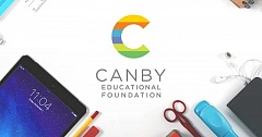 SUBMITTED IMAGE - The Canby Educational Foundation raises money for a variety of necessities for Canby School District students.