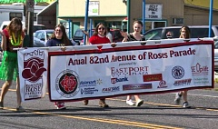 KOIN 6 NEWS - Participants in a previous 82nd Avenue of Rose Parade.