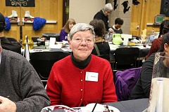 PHOTO COURTESY OF THE CITY OF BEAVERTON - Volunteer Ramona Crocker received the Phyllis Davis Volunteer Service Honor at the librarys annual volunteer recognition dinner in March.
