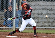 PMG FILE PHOTO - The Gladstone baseball team will be back in action today in Tri-Valley Conference action today, playing at Estacada at 5 p.m.