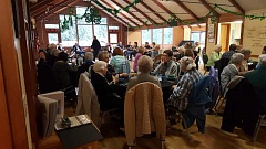 SUBMITTED PHOTO  - The Lake Oswego Adult Community Centers Sunday Supper Club in March was so successful that they are holding another one. Join them for dinner May 7 for a fee of $10.