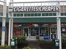 SUBMITTED PHOTO - You can now rent a U-Haul truck from the Cigarettes Cheaper mini mart in Oregon City.