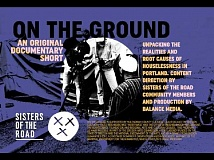 SUBMITTED PHOTO  - The documentary On the Ground will be shown May 12 at The Unity Center in West Linn. The screening is at 7 p.m., and all are invited to a potluck dinner at 6 p.m. The screening is free.