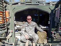 CONTRIBUTED - An undated photo shows Cpl. Jeremy M. Loveless while serving in the U.S. armed forces.