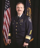 Molalla Police Chief Rod Lucich
