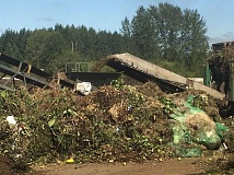 PHOTO COURTESY OF THE CITY OF LAKE OSWEGO - Lake Oswego's compost is taken to specialized facilities that can break it down and turn it into healthy fertilizer.