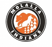 The new official Molalla High School emblem.