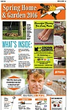 (Image is Clickable Link) Spring Home & Garden 2016