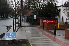 PAMPLIN MEDIA GROUP FILE PHOTO - Eugene and Portland were among cities with the least amount of flu activity this year, according to Walgreens Flu Index.