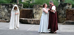 PAMPLIN MEDIA GROUP: MILES VANCE - Experience Theatre Project's production of 'A Midsummer Night's Dream' runs through July 10 at The Round in Beaverton.