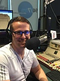 COURTESY: WILL DARKINS - Will Darkins produces 'The Sinner and the Saint' Saturday mornings from 7-10 a.m. on KFXX (1080 AM).