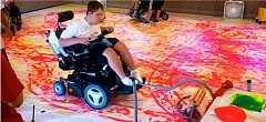 SUBMITTED PHOTO - The Edwards Center in Aloha will host an Art Day for people with disabilities and others from 2 to 6 p.m. Aug. 10.