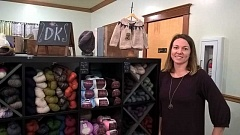 Forest Grove residnet Karen Rhyne is opening The Knotty Yarn on 19th Avenue.