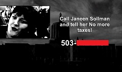 House of Representatives candidate Dan Mason released a new ad on Friday that asked voters to call his opponent, Janeen Sollman, at home.