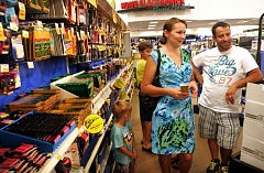TRIBUNE FILE PHOTO - Portland Public Schools this year may look at how to streamline the school supply purchase that many families have to make for each of their kids.