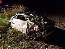 COURTESY PHOTO - James Worrell, 27, of Missouri, died in a rollover crash Monday morning, Aug. 29, in Banks.