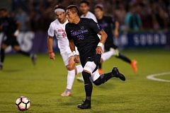 COURTESY: UNIVERSITY OF PORTLAND - Eddie Sanchez of the Portland Pilots is the West Coast Conference player of the week for men's soccer.
