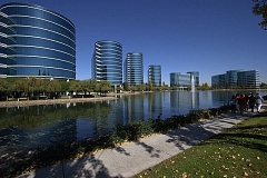 COURTESY PHOTO - Oracle Corp. and the state of Oregon have reached a settlement in a lawsuit over the $300 million Cover Oregon website debacle. The Redwood City, Calif., software company will provide funds and services to the state as part of the settlement.