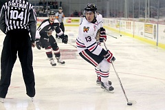 TRIBUNE FILE PHOTO: JAIME VALDEZ - Keegan iverson could be a key component on offense for the Portland Winterhawks this season, if he returns from NHL camp.