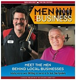 (Image is Clickable Link) Men in Business 2016 Gresham