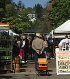 TRIBUNE FILE PHOTO - Portland ranked No. 1 in the number of farmers markets per capita, according to a new survey of green cities by WalletHub.