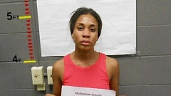 MCSO - Erionna Patten, 17, was arrested and accused of first-degree robbery.
