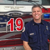 Josh Gehrke of Clackamas Fire