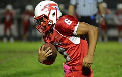 THE OUTLOOK: DAVID BALL - Centennial QB Mychael Kane scored the clinching touchdown from 3 yards out with five minutes to play.