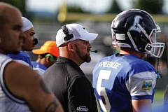 TRIBUNE FILE PHOTO - Hillsboro High School football coach Adam Reese is on administrative leave after an alleged incident on Oct. 13.