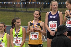 THE OUTLOOK: MATT RAWLINGS - Barlow senior Olivia Johnson made the awards podium with her fourth-place effort Saturday at state.