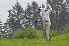 OREGON GOLF ASSOCIATION - Happy Valley's Pat O'Donnell was recently named the Pacific Northwest Golf Association's Senior Men's Player of the Year.