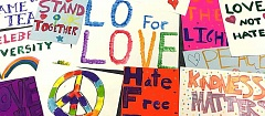 SUBMITTED  - Friday's planned walk through Lake Oswego is being organized by 'LO for LOve,' a community group launched by local parents.