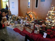 PHOTO COURTESY OF ROBERTA SCHWARZ - Neighbors for a Livable West Linn's Holiday Craft Fair offers locally made decor and gift items just in time for the holiday season.