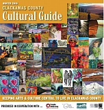 (Image is Clickable Link) Clackamas County Cultrual Guide WInter 2016