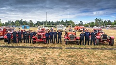 SUBMITTED PHOTO - Volunteers from Tualatin Valley Fire & Rescue will be on hand to answer questions at an open house at Station 50 in Tigard. The event is Dec. 13, from 6:30 to 8:30 p.m.
