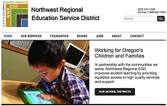 COURTESY NWESD - The Northwest Regional Education Service District recently wrapped up a look into increased lead levels in its water supply, finding that nearly every facility met federal guidelines of acceptable lead levels, except for two drinking fountains, including one in Beaverton.