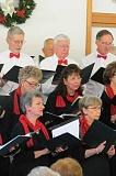 SUBMITTED PHOTO  - The I-5 Connection, a community chorus, will present a Christmas concert at 3 p.m. Dec. 3 at Meridian United Church of Christ, 6750 S.W. Boeckman Road in Wilsonville. Director Jocelyn Harris has arranged a family-friendly festival of songs both secular and sacred, which is sure to warm your heart and open the holiday season in a special way. The concert is free and open to all.