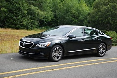 PORTLAND TRIBUNE: JEFF ZURSCHMEIDE - The redesigned 2017 Buick LaCrosse is a return to the days when General Motors made affordable full size luxury cars.